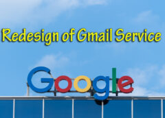 Google Announces Redesign of Gmail Service