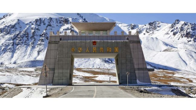 most beautiful places in pakistan Khunjerab Pass