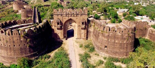 most beautiful places in pakistan Rohtas Fort