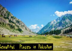 Top 10 most beautiful places in Pakistan