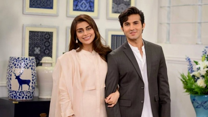 Shahrooz and Sadaf's new statement about shoe lifting goes viral