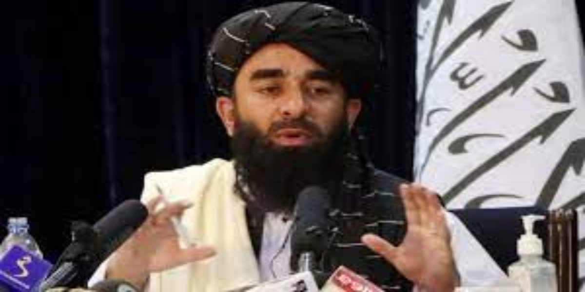 The government of Pakistan has good relations with us, Zabihullah Mujahid