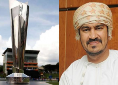 Oman almost had to wave 'Good bye' to the World Cup Hosting