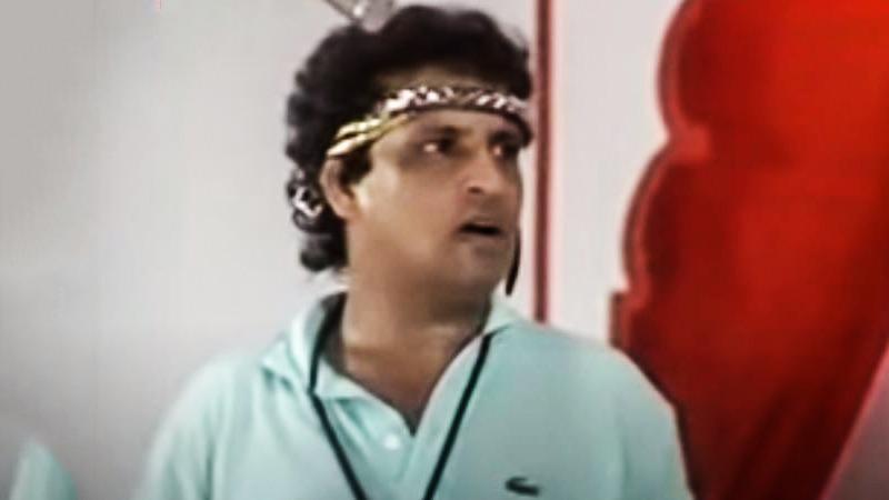 Omar Sharif Comedy King